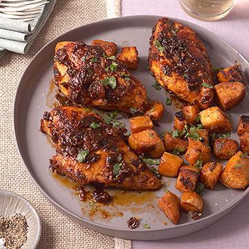 TOP 3 dietní recepty z kuřecího masa
