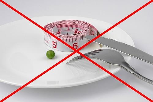 Stop dietě