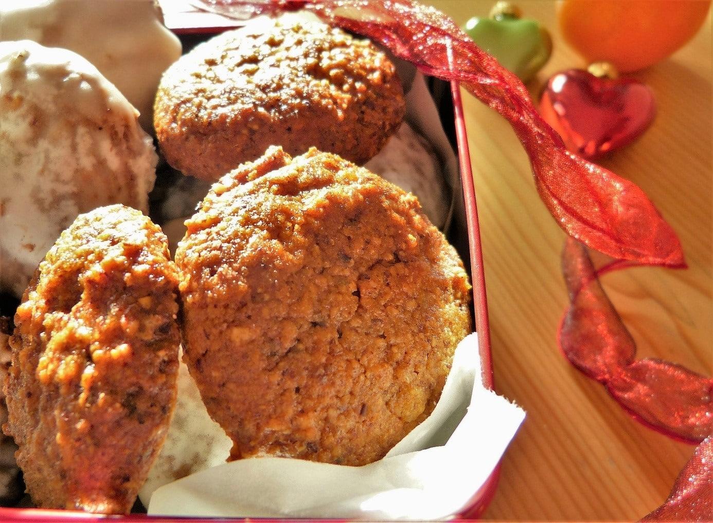 Dietní zázvorové sušenky recept