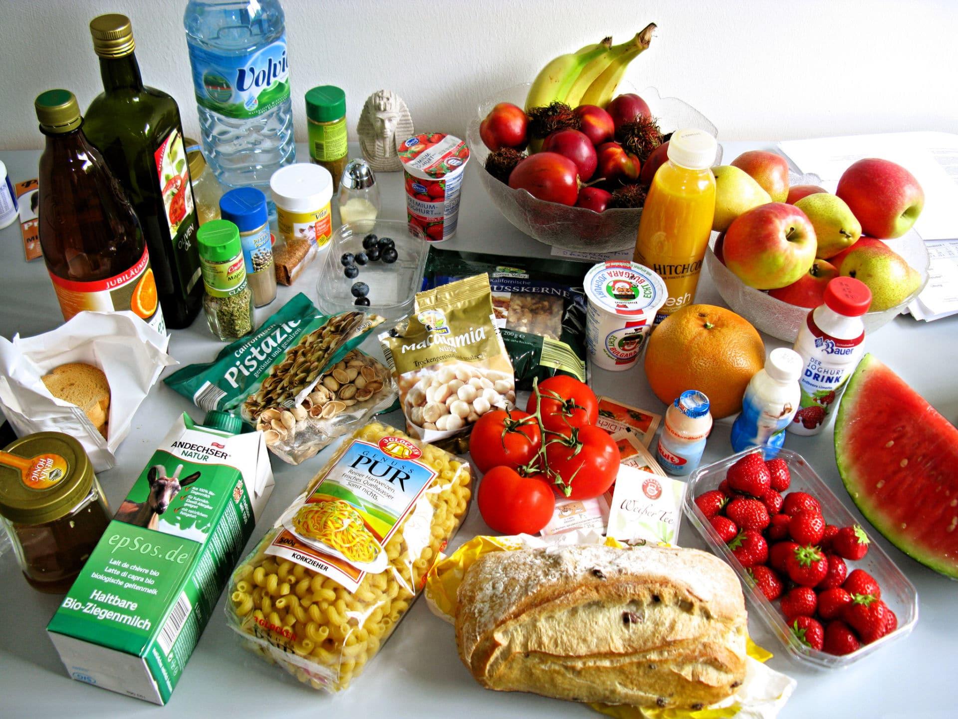 Zdravé potraviny na hubnutí v českých supermarketech | painandgain.cz