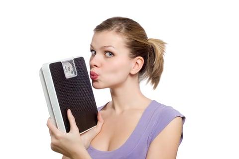 Váha a dieta na hubnutí