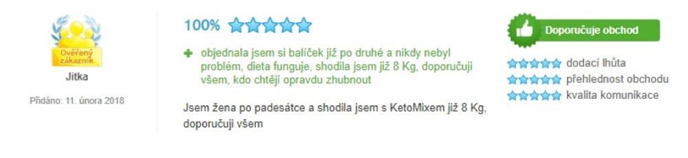 Recenze na dietní program KetoMix.