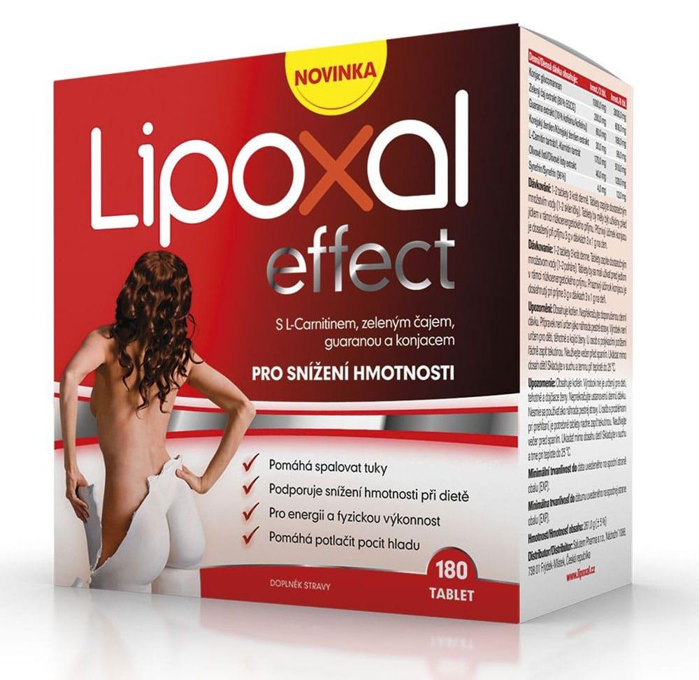 Lipoxal Extreme obsahuje extrakty z rostlin, které zrychlují metabolismus a odbourávají tuky.