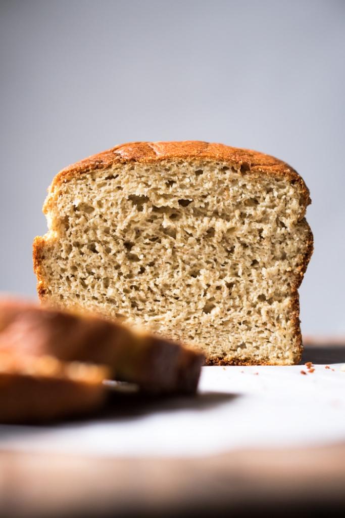 Upečte si lahodný nízkosacharidový chléb