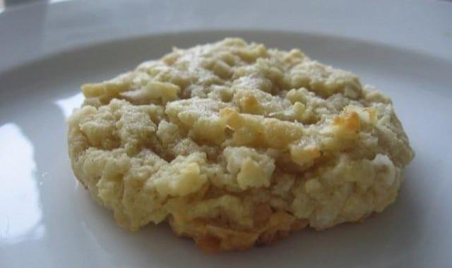 Recept na nepečené sušenky s pšeničnými otrubami