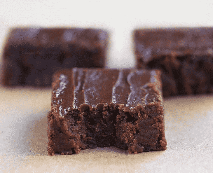 Skvělý recept na brownies z batátů