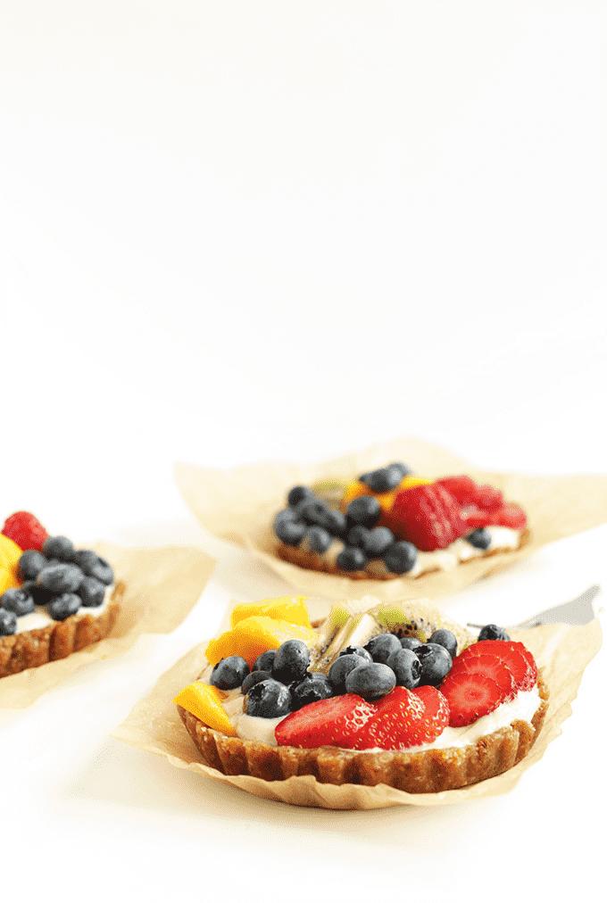 Výborný recept na nepečený dort s ovocem
