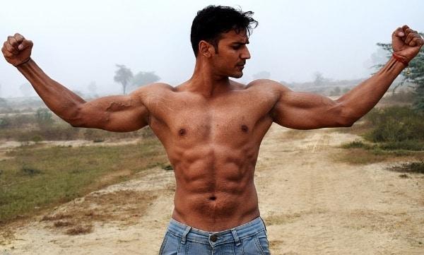 Strava ovlivňuje růst svalové hmoty