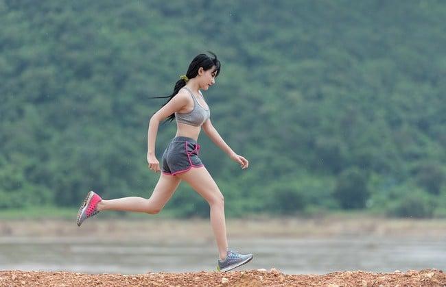 Běhání pomáhá zhubnout zadek