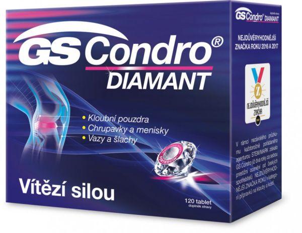 Balení GS Condro Diamant.