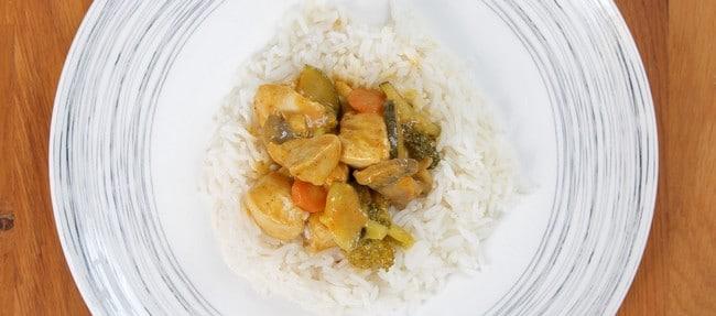 Hotový recept na korunovační kuře