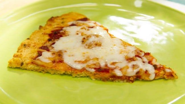 Hotový recept na květákovou pizzu