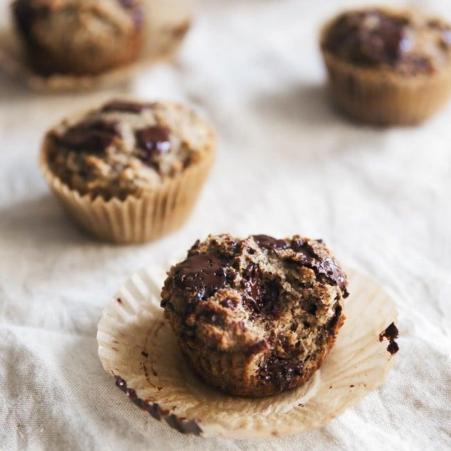 Výtečný recept na muffiny s lněným semínkem