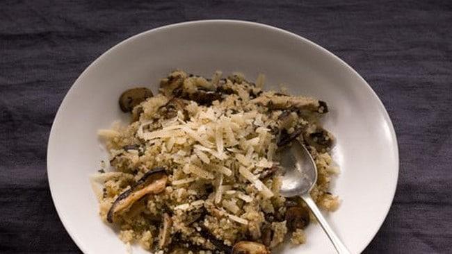Výtečný recept na quinoa rizoto