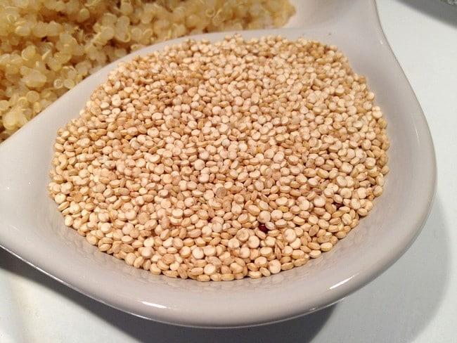 Návod, jak uvařit quinou