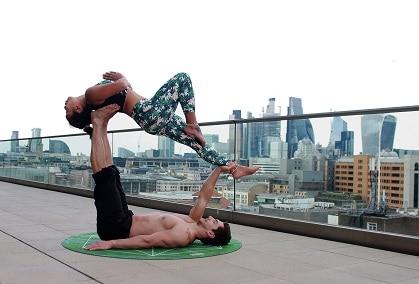 Cvičení nebo strava - obojí má stejnou váhu a mělo by se udržovat v rovnováze.