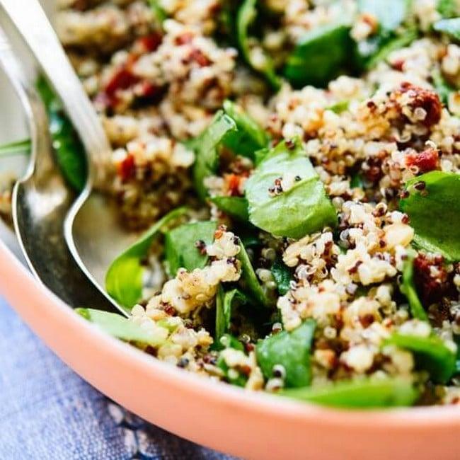Skvělý recept na salát s quinoou