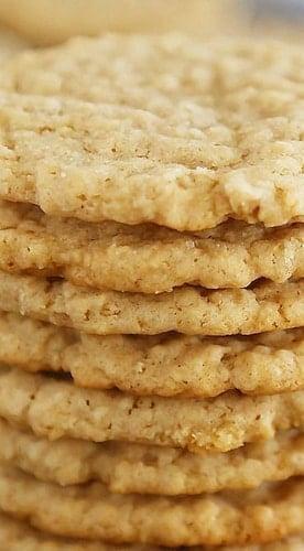 Jednoduchý recept na ovesné sušenky bez cukru