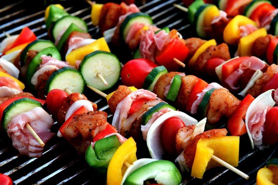 I grilovaná zelenina může být zdravá