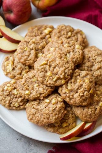 Recept na dietní ovesné vločky s jablky