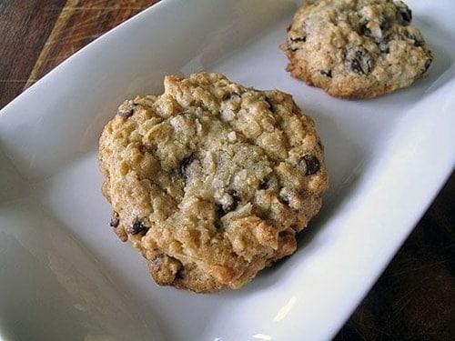 Výtečný recept na ovesné sušenky s kokosem