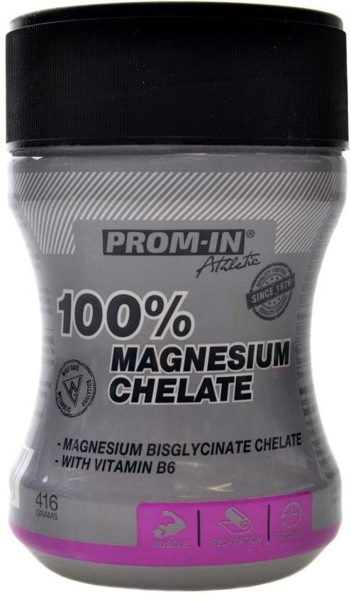 Magnesium chelate je prášek, který jednoduše rozpustíte ve vodě, vypijete a doplníte tak svou denní dávku hořčíku.