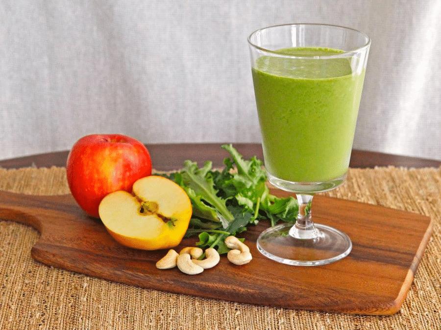 Chutný recept na jablkové smoothie