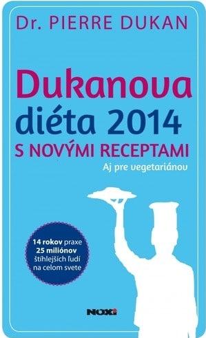 Kniha Dukanova dieta 2014 zahrnuje také recepty, které jsou vhodné pro vegetariány.