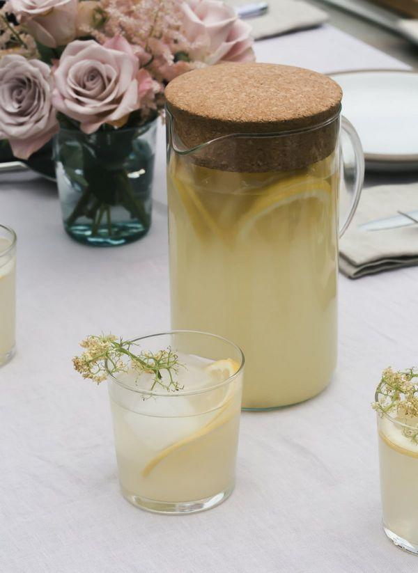Úžasný recept na bezovou limonádu