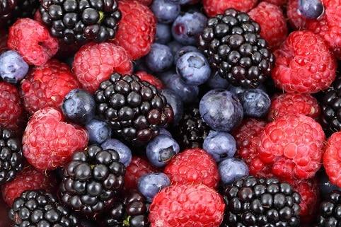 Bobule patří mezi potraviny proti rakovině, mimo jiné, kvůli svým antioxidačním vlastnostem.