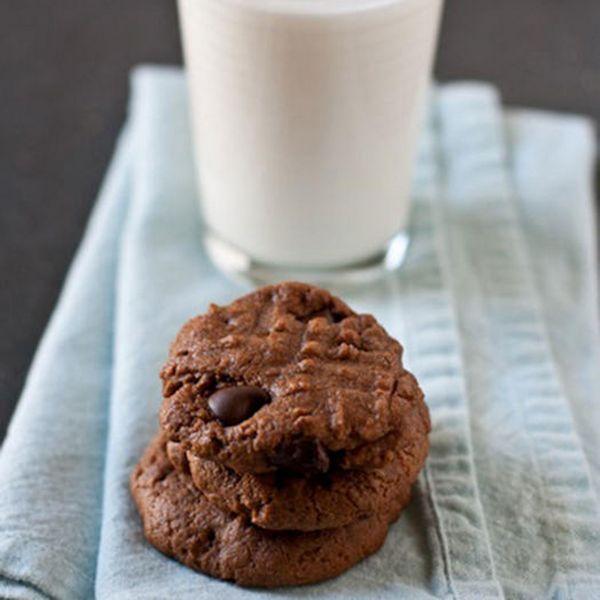 Jednoduchý recept na sušenky s arašídovým máslem