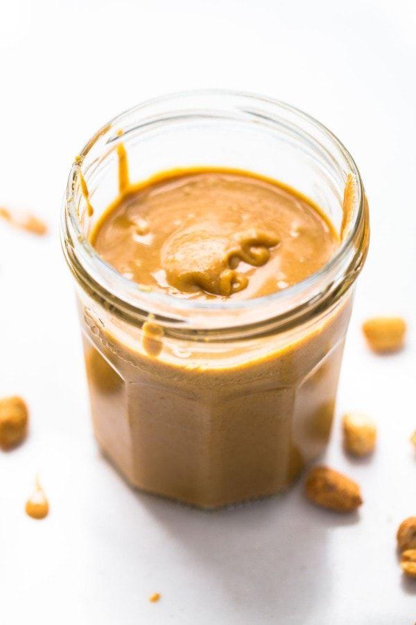 Skvělý recept na pravé domácí arašídové máslo