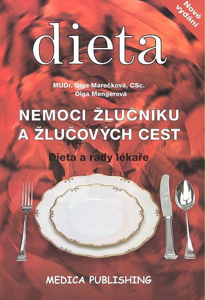 Kniha Nemoci žlučníku a žlučových cest.