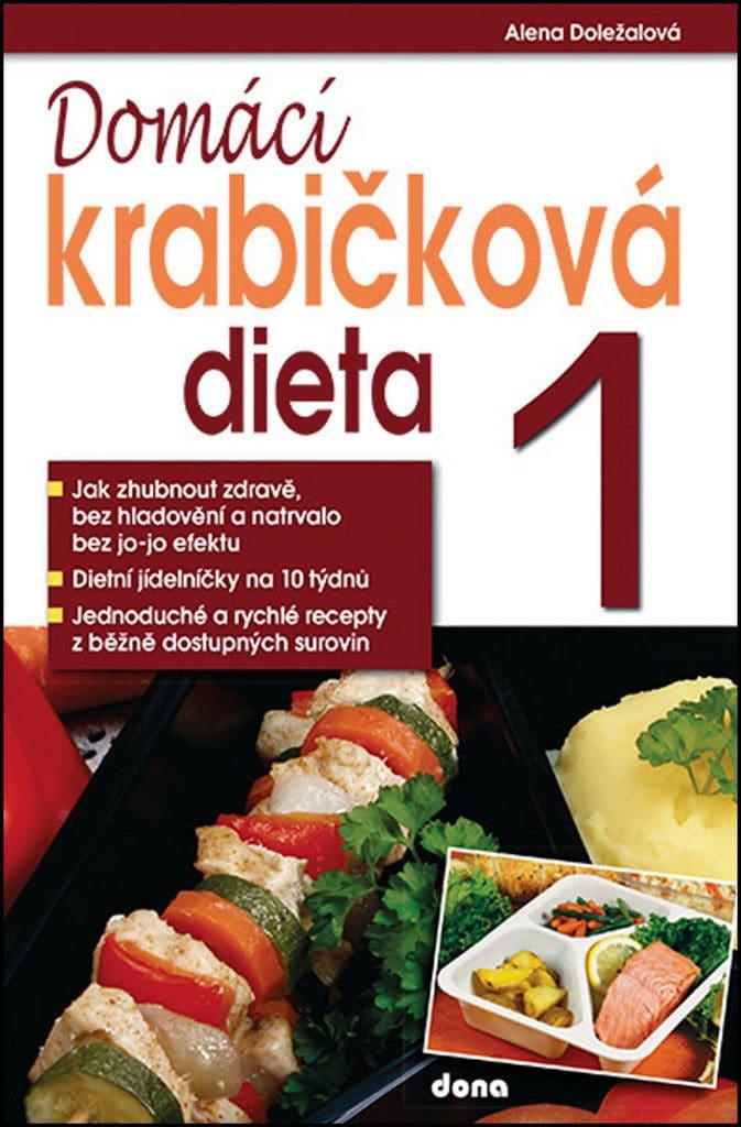 Kniha o hubnutí Krabičková dieta 1.