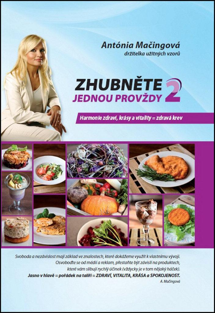 Pokračováním nejprodávanější knihy o hubnutí je Zhubněte jednou provždy 2.