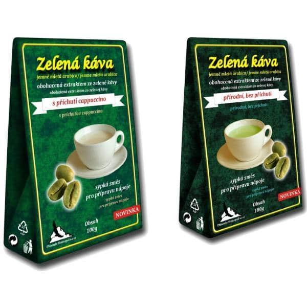 Recenze na zelenou kávu Phoenix Monopol