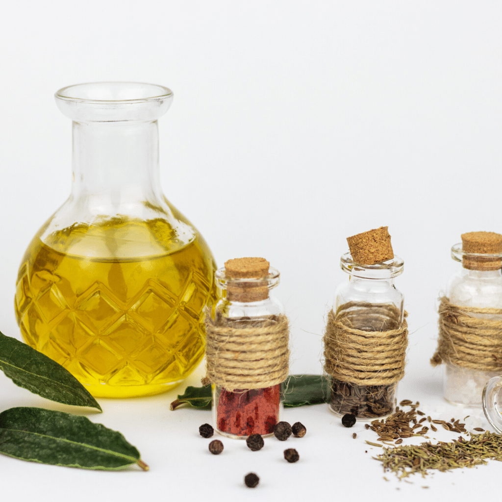 Oleje a tuky