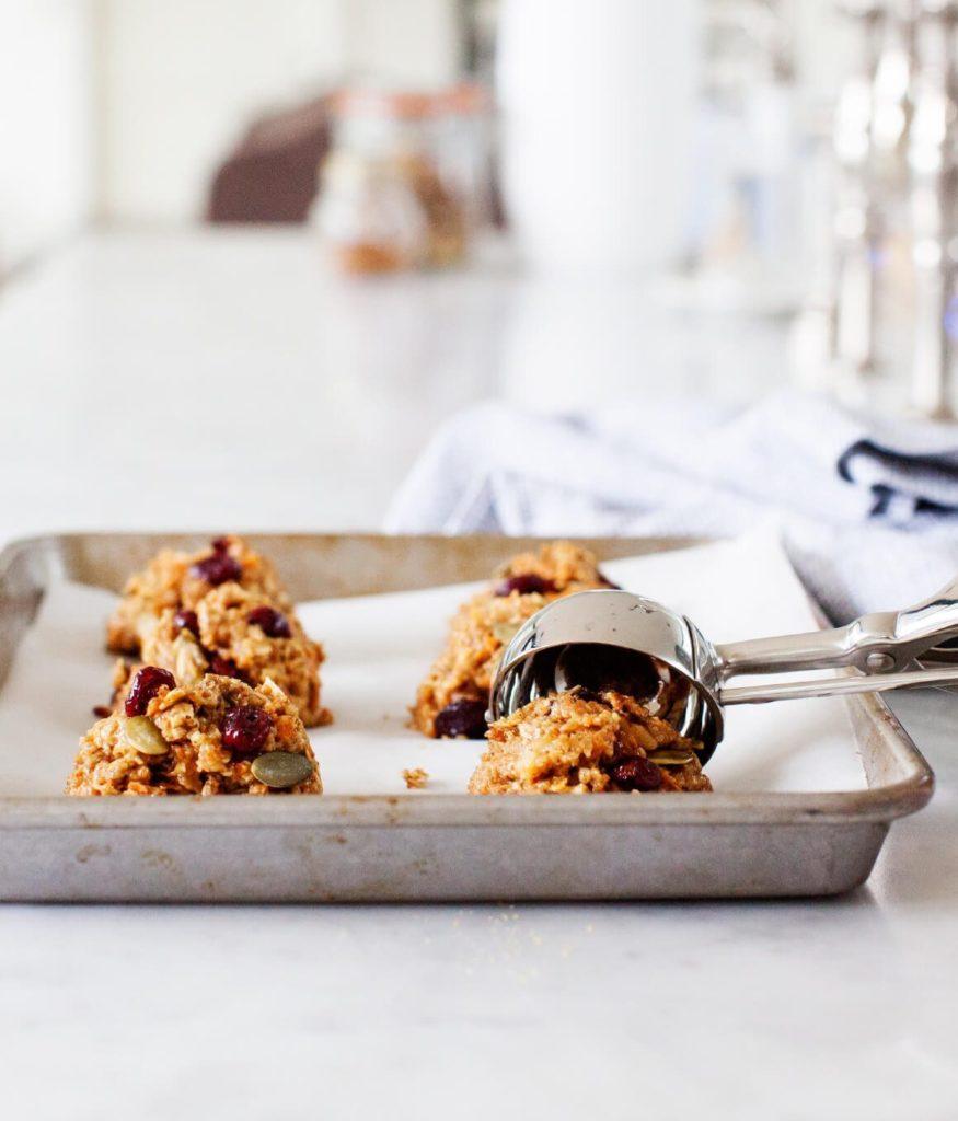 Výtečný recept na quinoa sušenky