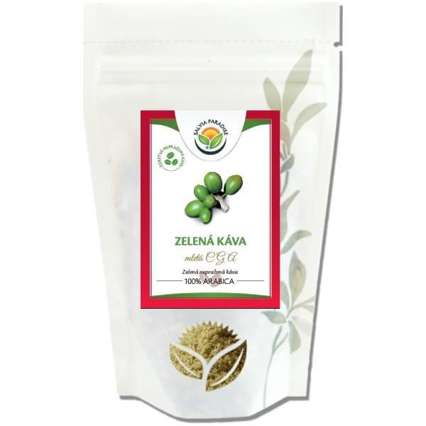 Recenze na zelenou kávu Salvia Paradise