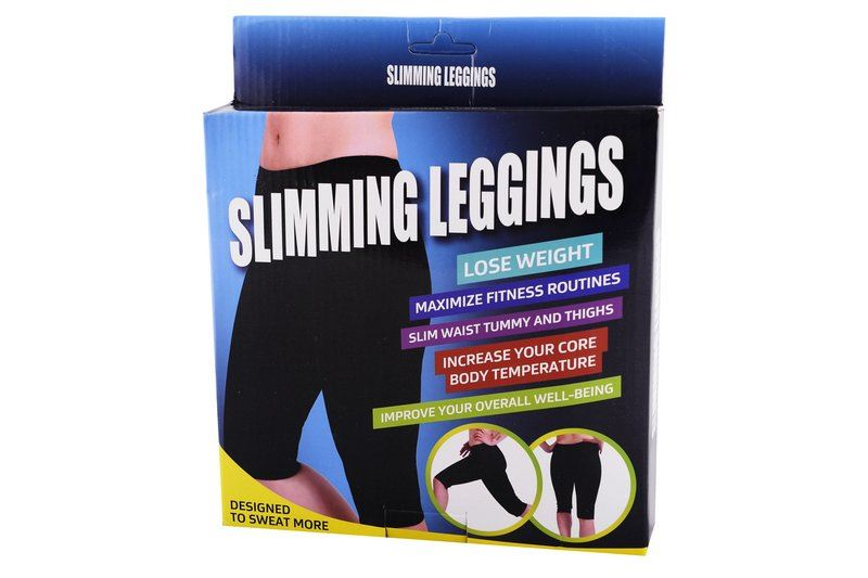 Hubnoucí legíny Slimming Legins