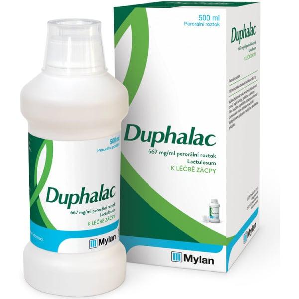 Recenze na Duphalac
