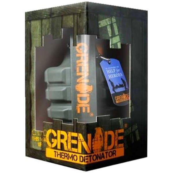 Spalovač tuku Grenade Thermo Detonator