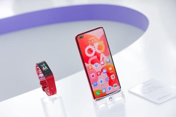 Skvělá recenze na Huawei Band 4 Pro