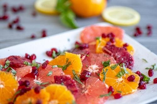 Ovocná dieta modelek obsahuje převážně citrusové plody a bobulovité ovoce.