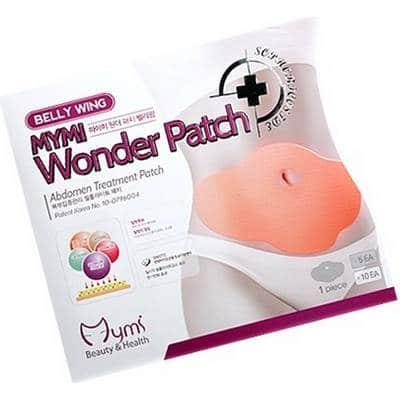 Náplasti na hubnutí Wonder Patch