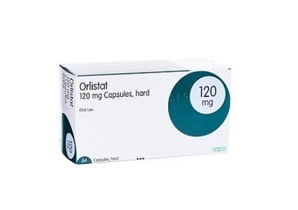 Orlistat je anorektikum, které je možné, v množství 60 g v tobolce, zakoupit bez lékařského předpisu.