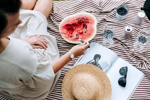 Vhodný čas, kdy jíst ovoce, je po celý den.