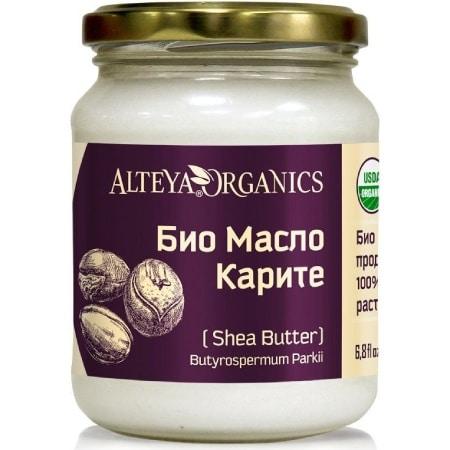 Bambucké máslo Alteya 100% bio