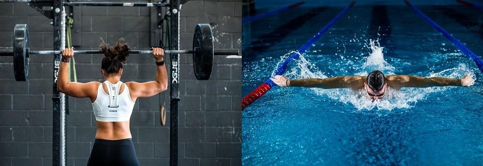 Rozdíl mezi aerobním a anaerobním cvičením spočívá ve spotřebě kyslíku při dané aktivitě.