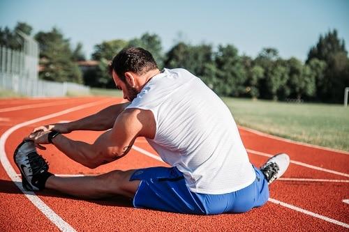 Protáhnutí je nezbytnou součástí zahájení a ukončení každého cvičení.